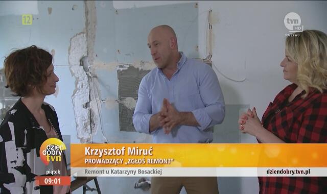 Krzysztof Miruć - remontowy komandos do zadań specjalnych